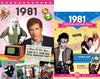 1981 Time of Life DVD Card and 1981 Story of Your Year CD Set - HerbysGifts.com