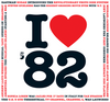 1982 I Heart CD Card-HerbysGifts.com