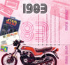 1983 Classic Years CD Card-HerbysGifts.com