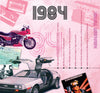 1984 Classic Years CD Card-HerbysGifts.com