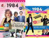 1984 Time of Life DVD Card and 1984 Story of Your Year CD Set - HerbysGifts.com