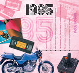 1985 Classic Years CD Card-HerbysGifts.com
