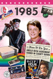 1985 DVD Greeting Card-HerbysGifts.com