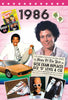 1986 Birthday Gift Set - 1986 DVD  and CD Card - HerbysGifts.com