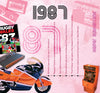 1987 Classic Years CD Card-HerbysGifts.com