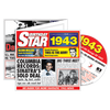 1943 Birthday Star Gift Set - HerbysGifts.com