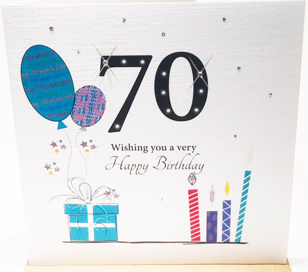 70Th Birthday Card For A Man 70Th Birthday Card For A Man -5712
