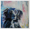 Black Setter Greeting Card - HerbysGifts.com