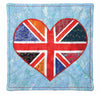 I Love Britain Greeting Card - Blank Inside - HerbysGifts.com