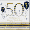 50th Birthday Card Man - HerbysGifts.com