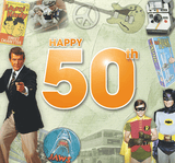 Happy 50th CD-Herbys Gifts.com
