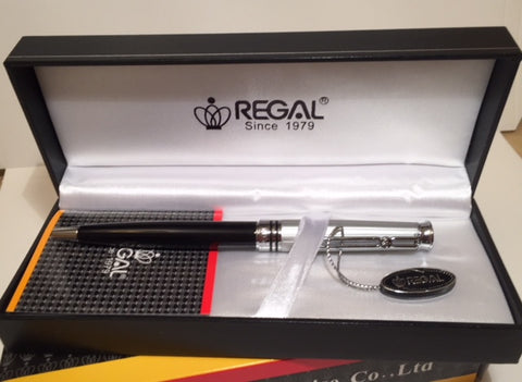 Regal Darwin Ballpoint Pen - HerbysGifts.com
