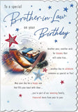 Brother-in-Law Birthday Card - HerbysGifts.com