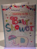 Baby Shower Card for Mums To Be - HerbysGifts.com
