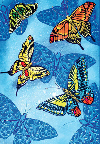 Butterflies Card - HerbysGifts.com