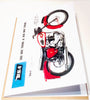 Classic Motorcycle Birthday Card - HerbysGifts.com