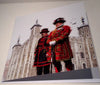 Beefeater Blank Birthday Greeting Card - HerbysGifts.com