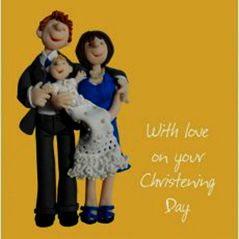 Christening Card - HerbysGifts.com