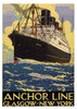 Cruise Ship Birthday Card - HerbysGifts.com - 7 x 5 Inches