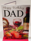 Happy Birthday Dad Card - HerbysGifts.com