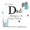 Large Birthday Card Dad - HerbysGifts.com