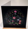 Flowers Birthday Card - HerbysGifts.com