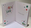 Good Luck With Your Exams Card - HerbysGifts.com