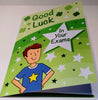 Good Luck In Your Exams Card For Him - HerbysGifts.com
