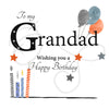 Large Birthday Card Grandad - HerbysGifts.com