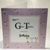 Gin-Tastic Birthday Card - HerbysGifts.com