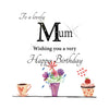 Large Birthday Card for Mum - HerbysGifts.com