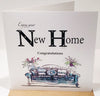 New Home Congratulations Card - HerbysGifts.com