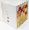 Icelandic Poppies Greeting Card by Penny Silverthorne - HerbysGifts.com
