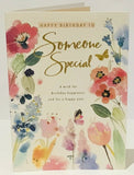 Someone Special Birthday Card - HerbysGifts.com