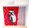 Woodpecker Birthday Card - HerbysGifts.com