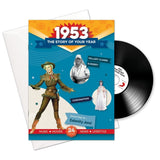 1953 Story of Your Year CD Card Booklet Gift - HerbysGifts.com