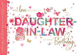 Daughter-in-Law Birthday Card - HerbysGifts.com