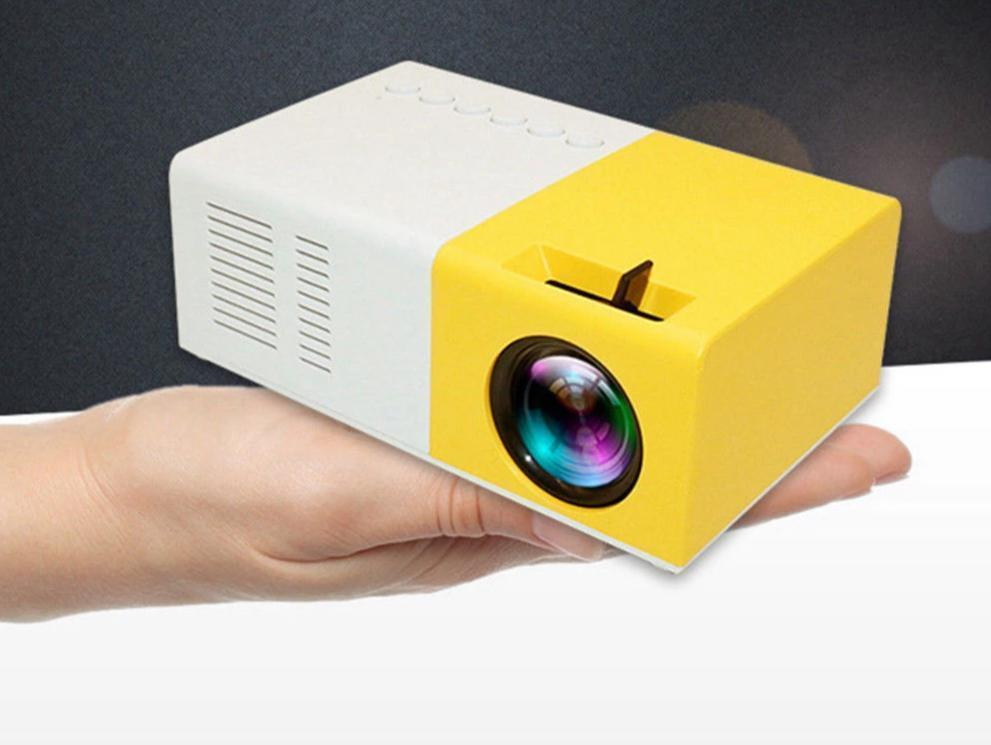 The Ares™ Mini Projector