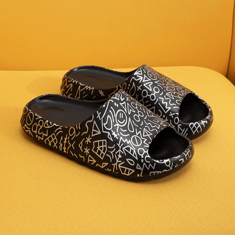 🔥HOT🔥Fashionable slippers lovers style cool summer