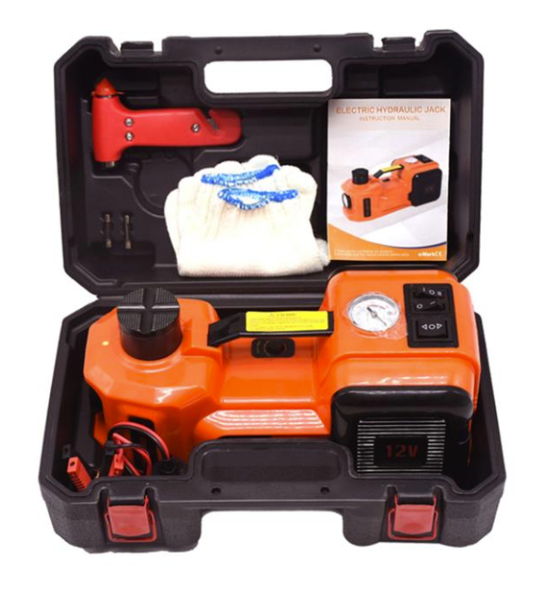 VEHICLE HYDRAULIC AUTO REPAIR TOOLS BOX