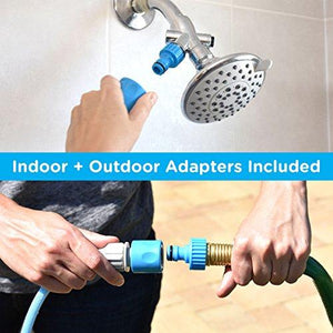 New Pet Shower Sprayer and Scrubber in-One
