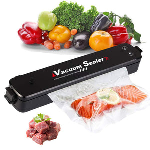 🔥Christmas Sale 50%OFF🔥Vacuum Sealer Machine(FREE 10 PCS VACUUM BAGS)
