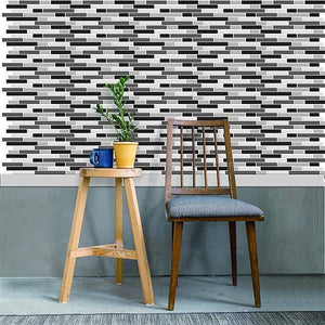 【Last sale】-Crystal tile self-adhesive 3D wall sticker