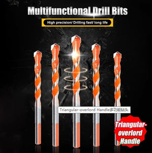 【50% OFF🎉Buy 2 extra 20% OFF】Ultimate Punching Drill Bits(5pc)