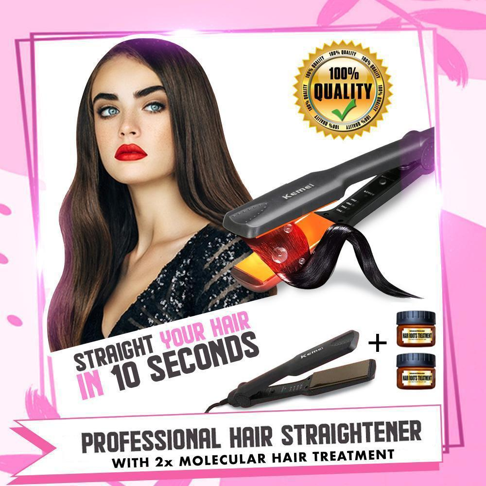 Kemei Professional Hair Straightener