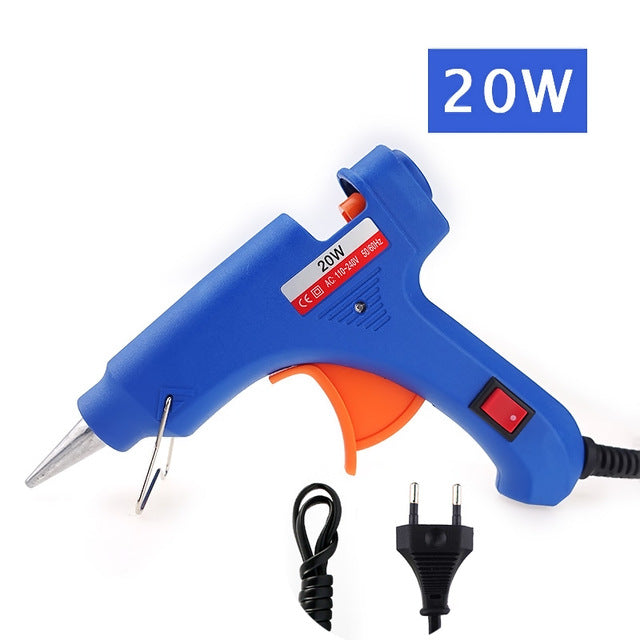 【50% OFF】 Hot Melt Glue Gun-Get 2 free shipping
