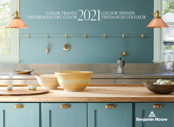 2021 Color Trends Brochure