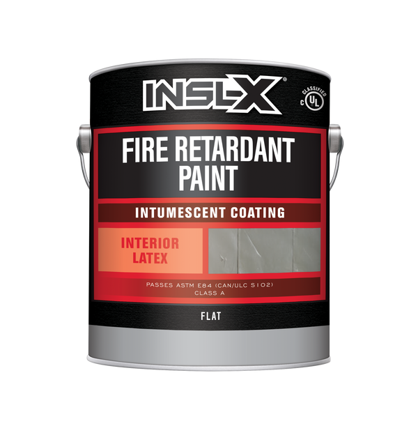 INSL-X® Specialty Coatings Fire Retardant Paint