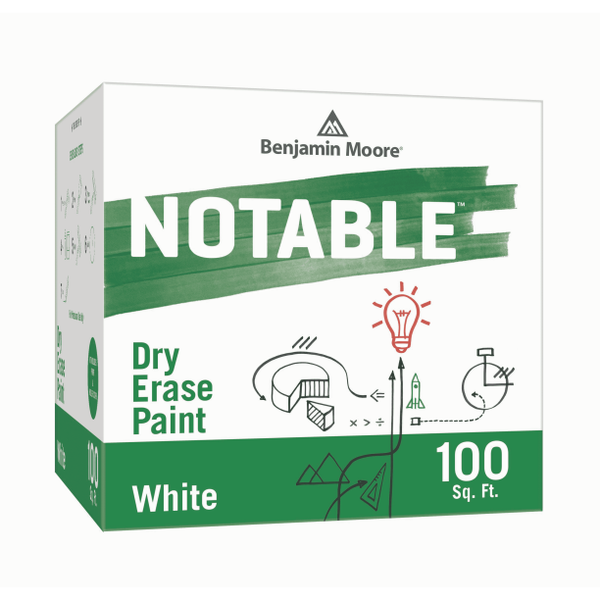 NOTABLE™ Dry Erase Paint: 25% OFF!