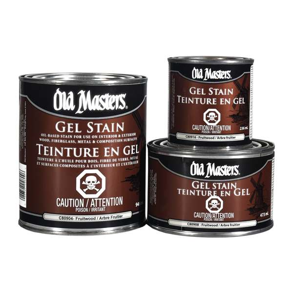 Old Masters Gel Stain